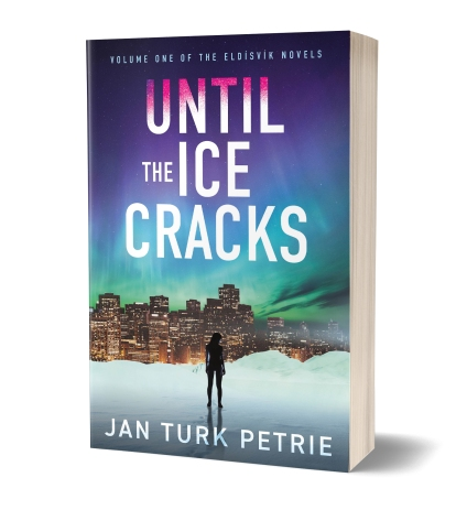 Until the Ice Cracks Shadow Cover 3D copy